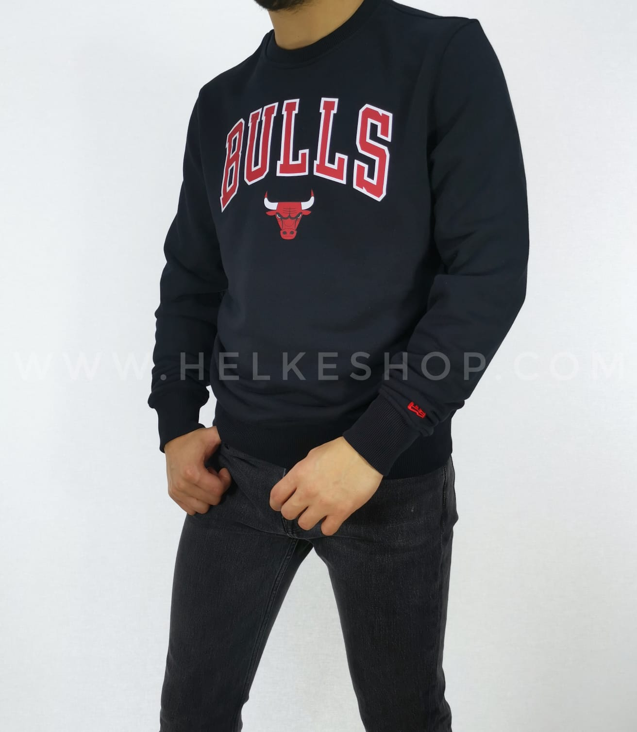 New Era Chicago Bulls Sweat
